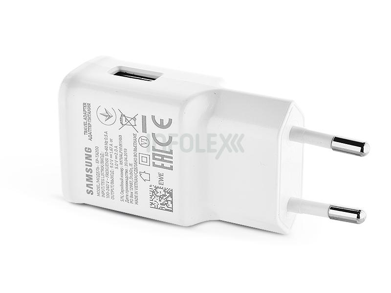 Samsung gyári USB hálózati töltő adapter 5V2A EP
