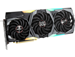 MSI RTX 2080 SUPER GAMING X TRIO videokártya