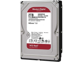 "Western Digital 2TB WD20EFAX Red 5400rpm 64MB SATA3 3,5"" HDD"