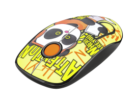 Trust Sketch Silent Click Wireless Mouse Yellow (23337)
