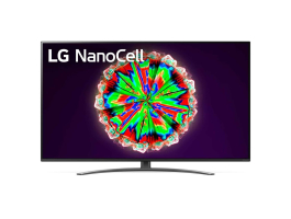 "LG 49"" 49NANO813NA 4K UHD NanoCell Smart LED TV"