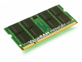 Kingston 2GB 800MHz DDR2 KVR800D2S6/2G notebook memória