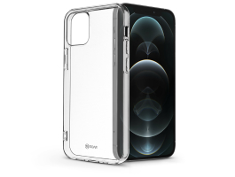 Apple iPhone 12 Pro Max szilikon hátlap - Roar All Day Full 360 - transparent