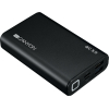 Canyon CND-TPBQC10B 10000mAh Quick Charge 3.0 fekete power bank
