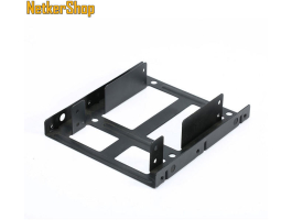 "Ewent EW7006 3,5"" Mounting Bracket for two 2,5"" HDDs/SSDs Black"