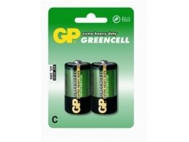 GP Greencell 14G 2db/blister baby (C) elem