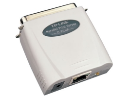 TP-LINK TL-PS110P Single Parallel Port Fast Ethernet printserver