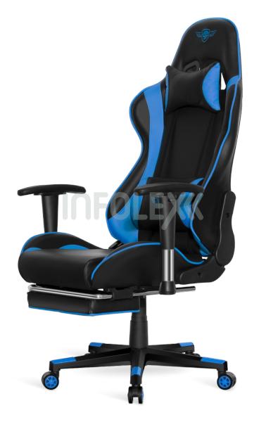 Spirit of Gamer szék HORNET Blue (SOG GCHBL)