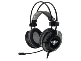 Spirit of Gamer Fejhallgató - ELITE-H70 Black (MIC-EH70BK)