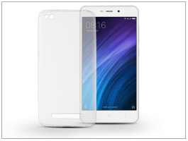 Xiaomi Redmi 4A szilikon hátlap - Ultra Slim 0,3 mm - transparent