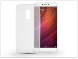 Xiaomi Redmi Note 4 Global/Note 4X szilikon hátlap - Ultra Slim 0,3 mm - transparent