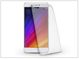 Xiaomi Mi 5s szilikon hátlap - Ultra Slim 0,3 mm - transparent