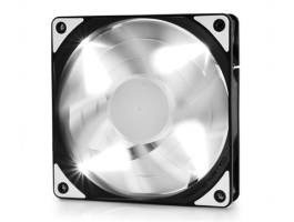DeepCool Cooler TF120 WHITE 12cm ventilátor
