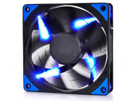 DeepCool Cooler TF120 BLUE 12cm ventilátor