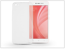 Xiaomi Redmi Note 5A szilikon hátlap - Ultra Slim 0,3 mm - transparent