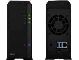 Synology DiskStation DS118 0/1HDD NAS