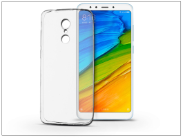 Xiaomi Redmi 5 szilikon hátlap - Ultra Slim 0,3 mm - transparent