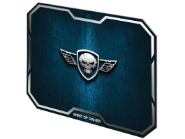 Spirit of Gamer Winged Skull Blue egérpad (SOG-PAD01MB)