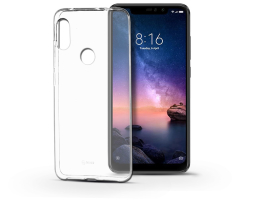Xiaomi Redmi Note 6 Pro szilikon hátlap - Roar All Day Full 360 - transparent