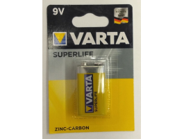 Varta Superlife 9V elem