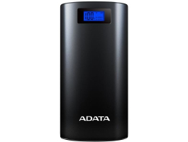 ADATA S20000D 20000mAh fekete power bank (AS20000D-DGT-CBK)