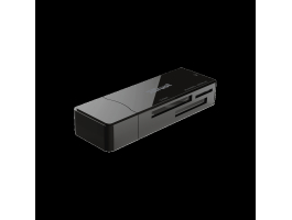 Trust Nanga USB2.0 Cardreader Black (21934)
