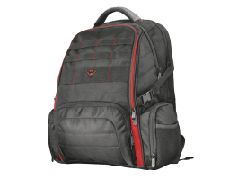 Trust GXT 1250 Hunter Gaming Backpack Black (22571)