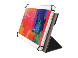 "Trust Aexxo Universal Folio Case for 10,1"" tablets Black (21068)"