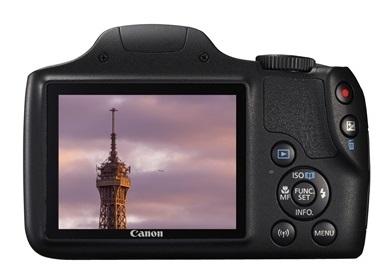 b7efcba2d7cc Canon PowerShot SX540 HS Fekete digitális fényképezőgép
