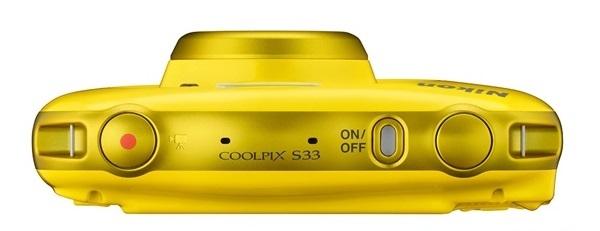 420744ec61b2 Nikon Coolpix W100 Sárga digitális fényképezőgép hátizsák kit