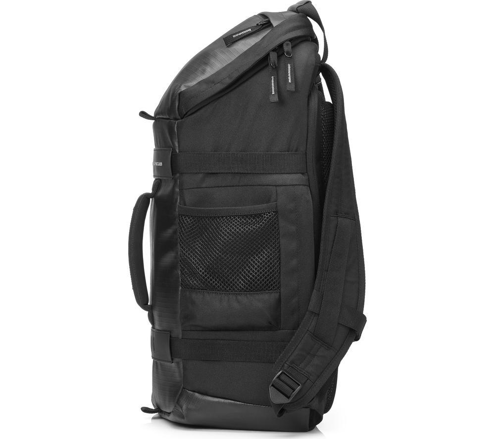 HP 15.6 Black Odyssey Backpack notebook hátizsák (L8J88AA) a77c7ea2f6